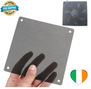 Computer PC Dustproof Cooler Fan Case Cover Dust Filter Mesh Cuttable 120mm