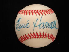 Ernie Harwell HoF Broadcaster Autographed AL Baseball - JSA