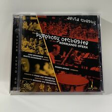 David Chesky - Urban Concertos - Chesky - SACD Super Audio CD Multichannel