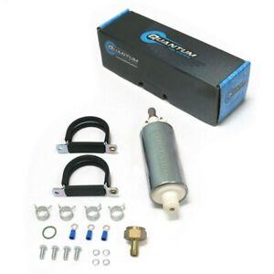 Quantum Universal Inline/External Performance 160LPH Fuel Pump E8445 E8248 E8228
