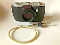 Vintage Balda Microscope Camera West Germany 35mm w Prontor Shutter Release