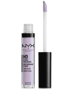 Nyx Professional Makeup HD Studio Photogenic Concealer Wand 11 Lavender NEW