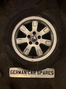 """2010 VW POLO 1.2 TDI BLUEMOTION 6R CFW 15"""" GROENLAND ALLOY WHEEL & TYRE BREAKING"""