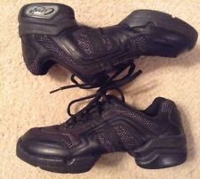 EUC! Women's Capezio Black Hip Hop Shoes Sz 6.5 Great Style!