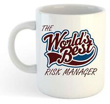 The Worlds Best Risk Manager Mug
