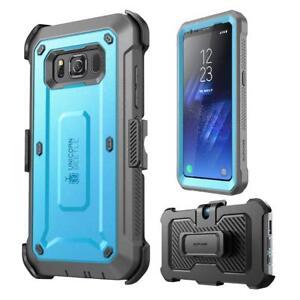 Genuine SUPCASE Slim Hybrid Case Shockproof Cover for Samsung Galaxy S8 Active