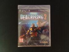 Dead Rising 2 PS3 Play Station 3 PAL ESPAÑOL NUEVO A ESTRENAR PRECINTADO