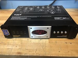 Monster Power HTS 5100 Home Theater Power Center - Clean Energy stage 4, V.2.0