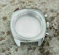 Vintage Style Uhrengehäuse  für ETA Valjoux 7733 swiss made Uhrwerk neu
