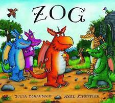 ZOG Children's Reading Picture Story Book Julia Donaldson and Axel Scheffler NEW