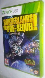 BORDERLANDS THE PRE-SEQUEL - XBOX 360 ITA