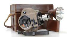 Emel 8mm  Lens Som Berhiot Cinor 1.9 F=12.5 Camera ancienne (Réf#V-614)