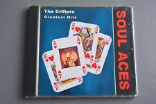 R&L CD Album: Drifters Greatest Hits, Soul Aces, Sweets for My Sweet/Please Stay