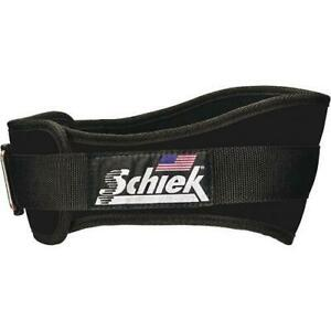 Schiek's Sports Nylon Lifting Belt - 4 3/4 inch