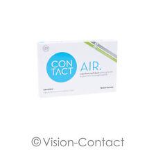 Contact Air 1 x 6 sphärische Kontaktlinsen Monatslinsen von Wöhlk