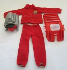 KENNER,Vintage- SIX MILLION DOLLAR MAN Outfit & Accessories  Bionic 1970's