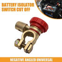 12v 24v Interrupteur de Batterie Voiture Isolateur Déconnexio Coupé Commutateur