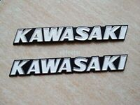 "Motorcycle 7"" Metal Fuel Gas Tank Badge Emblem Decal Sticker For Kawasaki"