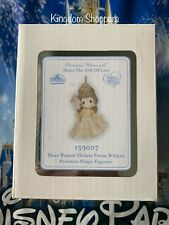 Disney Parks Precious Moments Ornament Belle Beauty & The Beast 159007 New