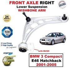 1x Essieu avant Droit Bras de Suspension Inférieur pour BMW 3 Compact E46 Hayon