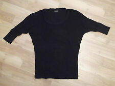 Damen Pullover von Laura Scott Gr. 36/38 dunkelblau bzw. schwarz Pullunder