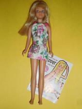 Vintage Skipper Doll #950 Pale Lemon Blonde Hair
