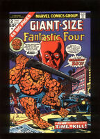 Giant Size Fantastic Four #2 Very Fine (1974) Marvel Comics *SA