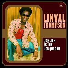 LINVAL THOMPSON – Jah Jah Is The Conqueror NEW CD £9.99