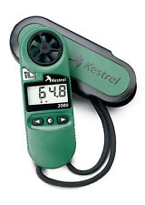 Kestrel 2000 Wind Meter  Air - Water - Snow Thermometer