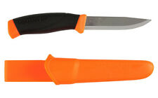 Mora of Sweden Companion Florescent Orange Stainless Steel Knife Morakniv 11824