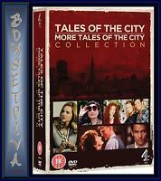 TALES OF THE CITY & MORE TALES OF THE CITY COLLECTION **BRAND NEW DVD BOXSET **