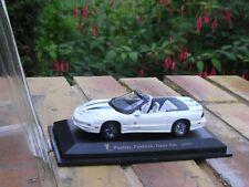 Road Signature PONTIAC FIREBIRD Trans Am cabriolet 1999 neuve boite