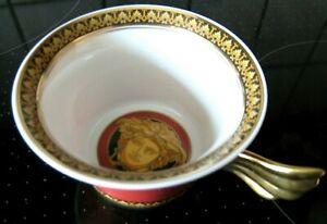 Rosenthal Versace Medusa Ikarus Teetasse