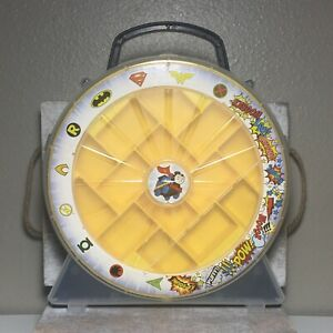 Mattel Thomas & Friends Limited Collector's Playwheel Case DC Super Friends