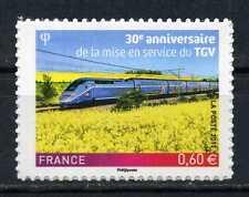 N° 603 ADHESIF TGV NEUF **