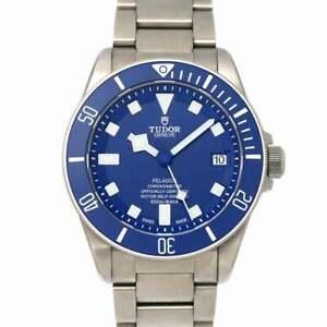 TUDOR Pelagos 25600TB Automatic Blue Dial Mens Watch 90131849