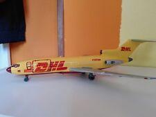 DHL  - Boeing B727-100F N727DH scala 1/144 aerei amatoriale
