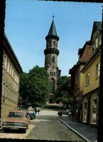 Neustadt b. Coburg Stadtkirche farbig Ansichtskarte Postkarte AK PK gelaufen