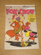 FOX AND THE CROW #59 VG+ (4.5) DC COMICS MARCH 1960 **