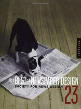 The Best of Newspaper Design 23rd Edition (Best of Newspaper Design, No. 23)