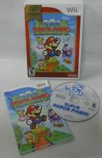 Super Paper Mario - Wii Nintendo Selects - NTSC
