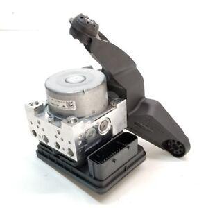 2016 MINI COOPER F55 ABS ANTI-LOCK BRAKE SYSTEM PUMP MODULE HYDRAULIC BLOCK OEM