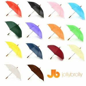 Wholesale Bulk Plain Colourful Umbrella Packs (All Colours)