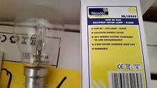 Halogen Bulbs  42W (55W) B22 Bayonet CASE OF 100.  Dimmable saver lamp