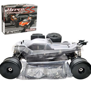 HoBao Racing HB-SSTE 1/8 Almost Ready to Run Hyper SS Truggy with Clear Body