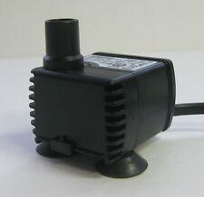Pumpe Eden 104s Aquarienpumpe, Zimmerbrunnenpumpe 240l/h-45 cm Förderhöhe-5 Watt