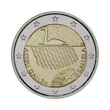 "Finland 2 Euro commemorative coin 2015 - ""Akseli Gallen Kallela"" - UNC"