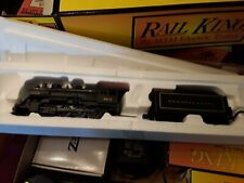 Rail King PRR 2-8-0 Steam R-T-R set w/Proto-Sound 2.0 (O5122119)