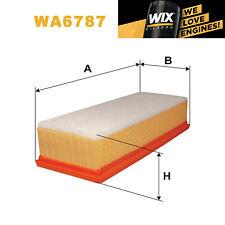 1x Wix Air Filter WA6787 - Eqv to Fram CA10057