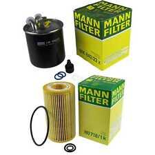 MANN-FILTER PAKET Mercedes-Benz Sprinter 2-T Kasten 901 902 216 CDI C 200 111